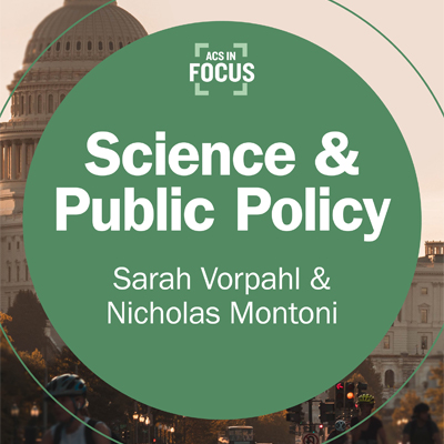 Science & Public Policy Book Cover